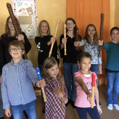Instrumentalunterricht Musikinstitut Neubert Moosburg