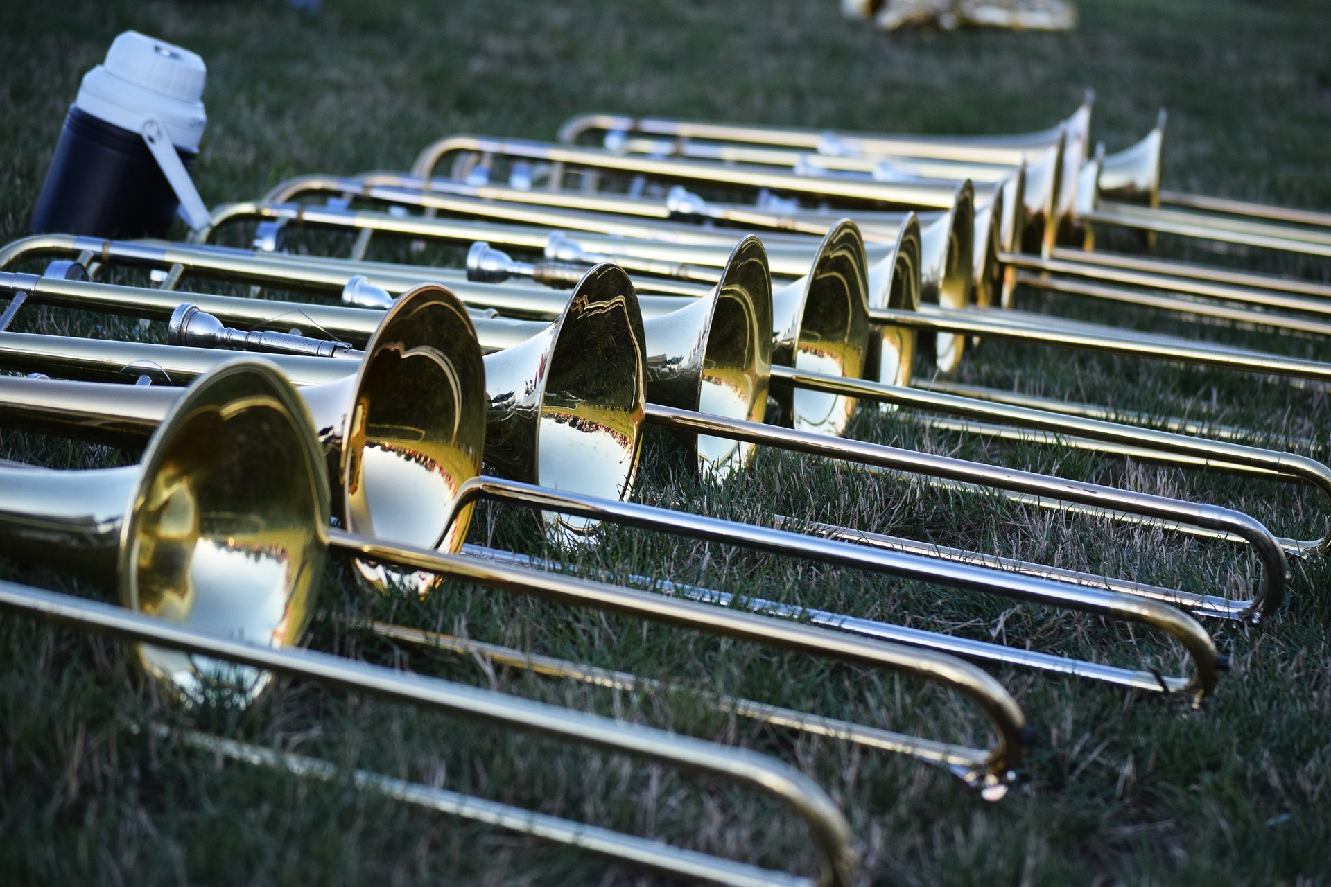 Schnupperstunde Blechblasinstrumente Neubert